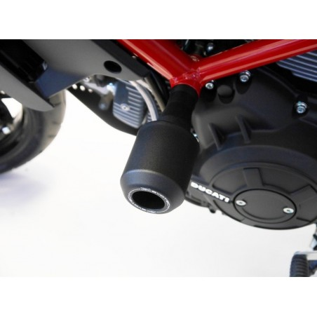 Tampons de protection Evotech Ducati Monster 797