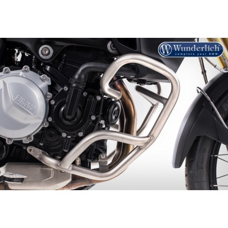 Pare Cylindres Wunderlich Argent BMW F750GS F850GS