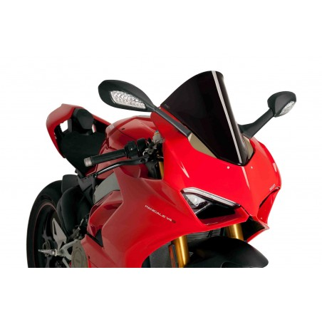 Bulle Puig Racing Noire Ducati Panigale V4