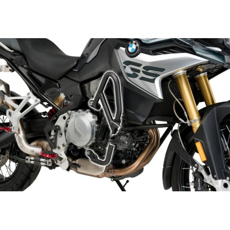 Pare Cylindres Puig Noirs BMW F750GS F850GS