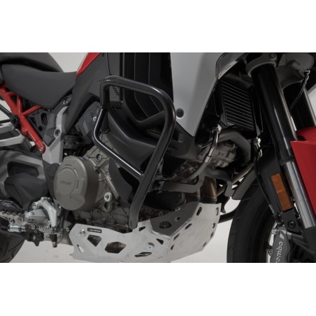 Protections moteur pare cylindre SW-Motech Ducati Multistrada V4